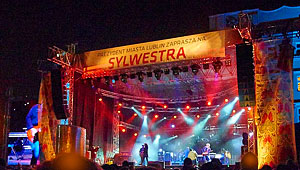 Sylwester w Lublinie 2012-2013