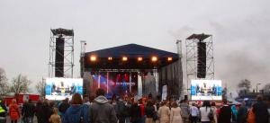 01 Parada Parowozów 2013 koncert