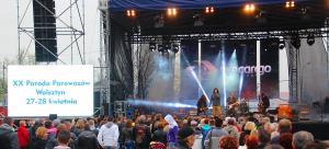 03 Parada Parowozów 2013 koncert