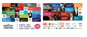 01 Mixer Regionalny  Atlas Arena - plakat