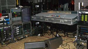 Stanowisko mikserskie monitorowe