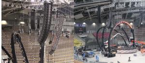 01  Instalacja - Atlas Arena -Łódź