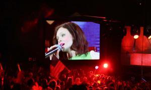 Sofie Ellies Bextor - Sopot Festival 2007