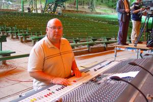 Rob Colby - Sound Engineer of Ricky Martin