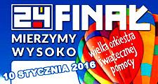 24 Finał WOŚP Warszawa